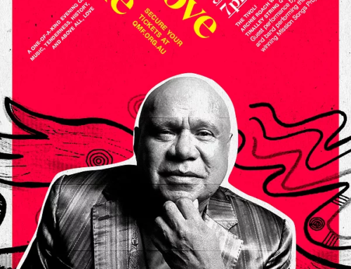 Archie Roach – Mission Songs Project QMF 2019
